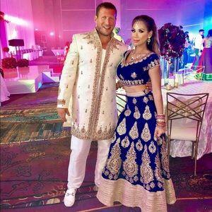Bridal Indian lehenga dress